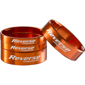 Reverse Ultra Light Spacer Set orange